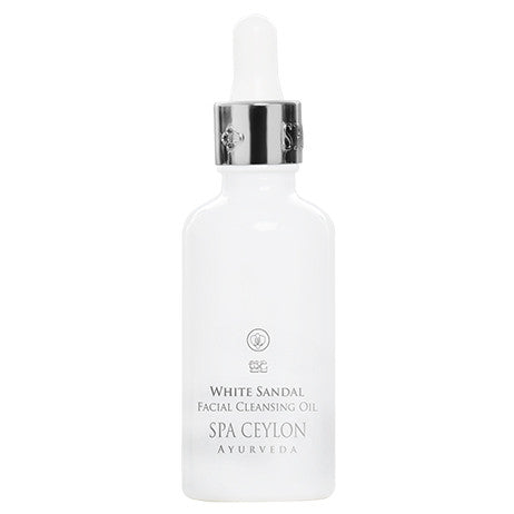 White Sandal Facial Cleansing Oil, FACE CARE, SPA CEYLON AUSTRALIA