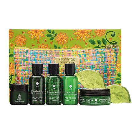 Ceylon Tea - Home Spa Set