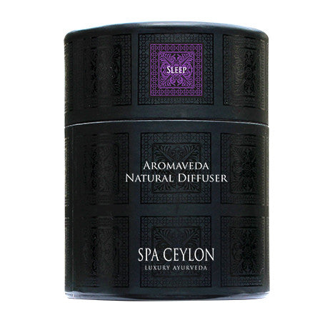 Sleep - Aromaveda Natural Candle With Paper Tube, Aromaveda Natural Candle, SPA CEYLON AUSTRALIA