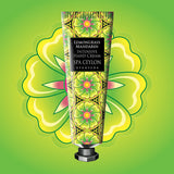 LEMONGRASS MANDARIN - INTENSIVE HAND & NAIL CREAM SPA CEYLON Natural Luxury Ayurveda