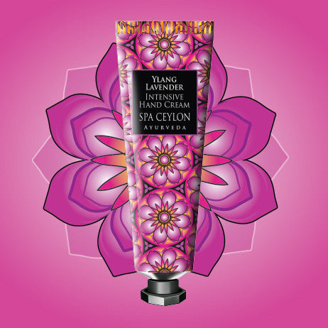 Ylang & Lavender - Intensive Hand Cream, HAND THERAPY, SPA CEYLON AUSTRALIA