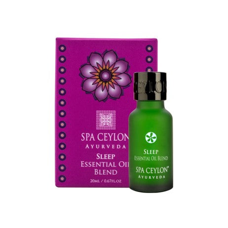 Sleep Therapy - Essential Oil Blend, Essential Oil Blends, SPA CEYLON AUSTRALIA