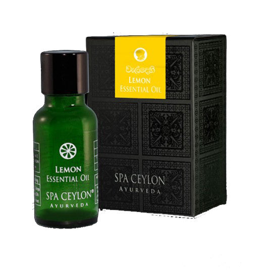 LEMON - ESSENTIAL OIL SPA CEYLON Natural Luxury Ayurveda