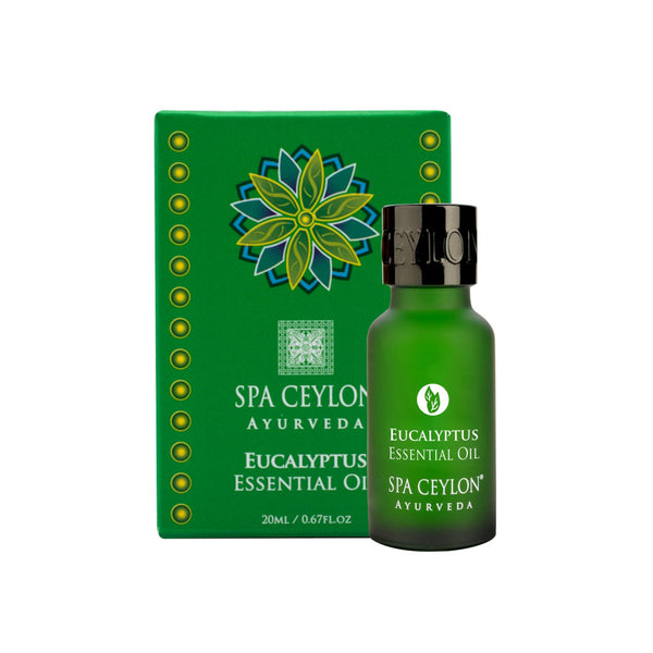 Eucalyptus - Essential Oil, SINGLE INGREDIENT OILS, SPA CEYLON AUSTRALIA