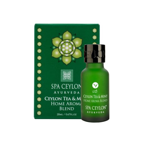 Ceylon Tea & Mint - Essential Oil Blend, Home Aroma Blend, SPA CEYLON AUSTRALIA