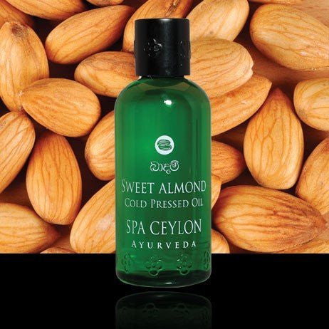 Sweet Almond Cold Pressed Oil, Hair Care, SPA CEYLON AUSTRALIA