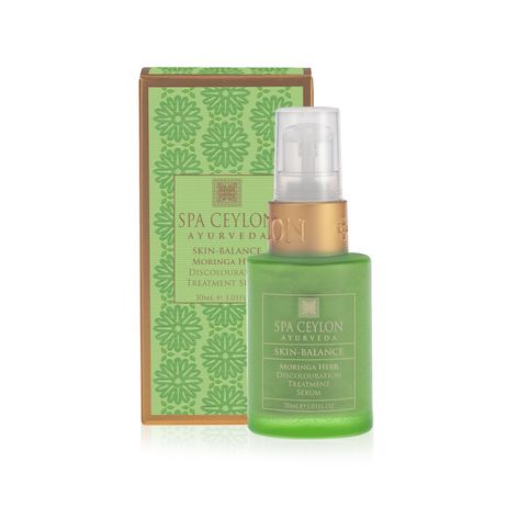 Skin-Balance - Moringa Herb - Discolouration Treatment Face Serum