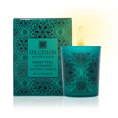 Forest Trail - Aromaveda Natural Candle