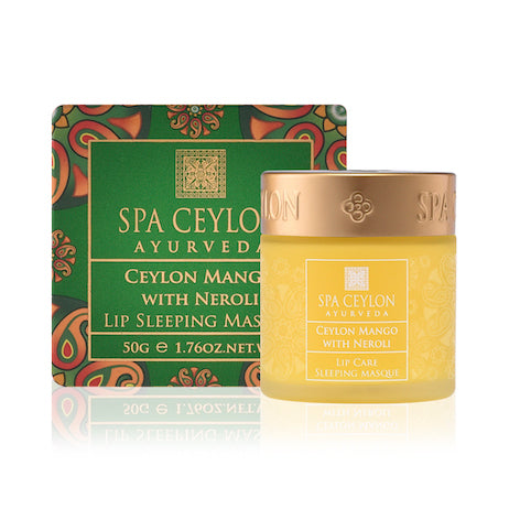 Ceylon Mango With Neroli - Lip Sleeping Masque