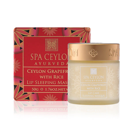 Ceylon Grapefruit With Rice - Lip Sleeping Masque