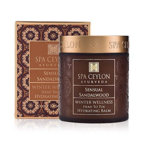 Sensual Sandalwood - Winter Wellness Head To Toe Hydrating Balm