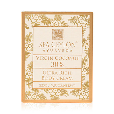 Virgin Coconut 30% - Ultra Rich Body Cream