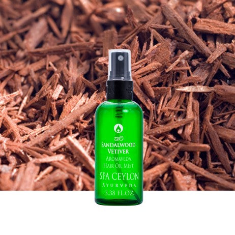 Sandalwood Vetiver - Hair Oil Mist