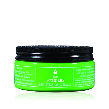 WATER LILY Moisturising Balm SPA CEYLON Natural Luxury Ayurveda