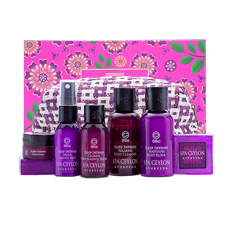Sleep Intense Tranquility Ritual Set