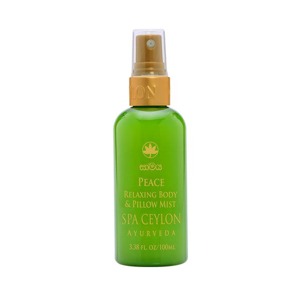 Peace - Relaxing Body And Pillow Mist, BATH & BODY, SPA CEYLON AUSTRALIA