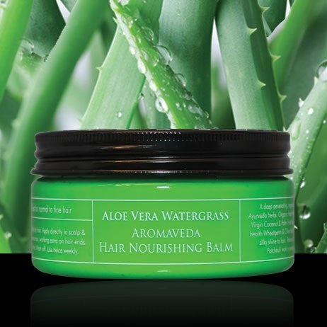 Aloe Vera Water Grass Hair Nourishing Balm, Hair Care, SPA CEYLON AUSTRALIA
