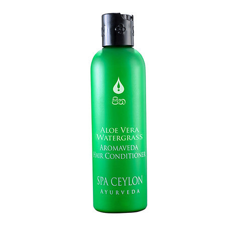 ALOE VERA WATER GRASS -Hair Conditioner SPA CEYLON Natural Luxury Ayurveda