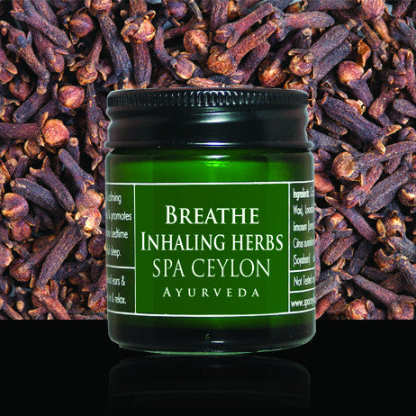 Breathe - Inhaling Herbs, BALMS & OILS, SPA CEYLON AUSTRALIA