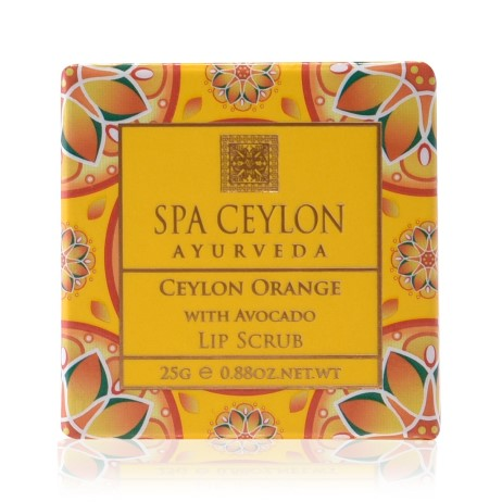 Ceylon Orange with Avocado - Lip Scrub