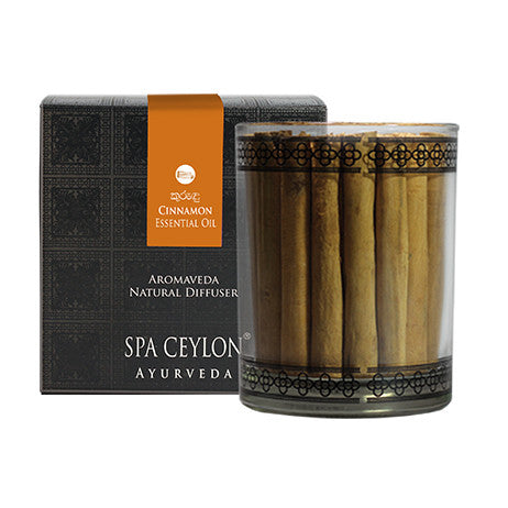Cinnamon - Aromaveda Natural Diffuser SPA CEYLON Australia Natural Luxury Ayurveda