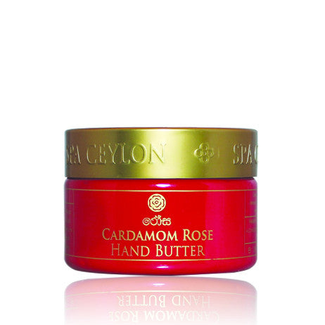 Cardamom Rose Hand Butter, Hand Care, SPA CEYLON AUSTRALIA
