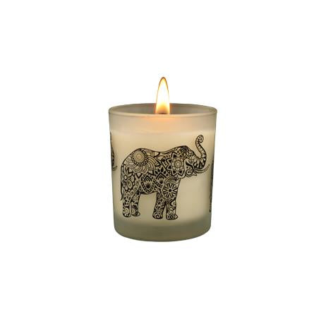 Ceylon Elephant - Forest Trail Natural Candle - SPA CEYLON Natural Luxury Ayurveda General