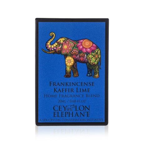 Frankincense Kaffir Lime- Ceylon Elephant Home Fragrance Blend