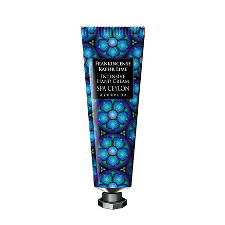 Frankincense Kafir Lime - Intensive Hand Cream SPA CEYLON Natural Luxury Ayurveda