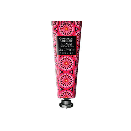GRAPEFRUIT COCONUT - Intensive Hand Cream SPA CEYLON Natural Luxury Ayurveda