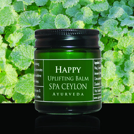 Happy - Uplifting Balm, BALMS & OILS, SPA CEYLON AUSTRALIA