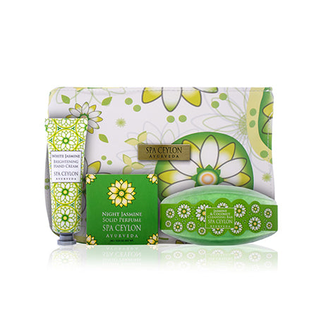 Jasmine - Pampering Set, GIFT SETS, SPA CEYLON AUSTRALIA
