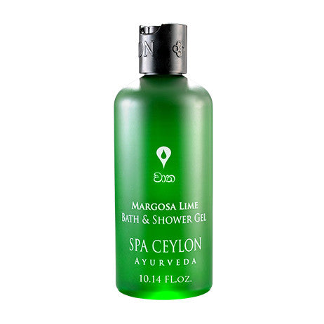 Margosa Lime - Bath & Shower Gel, BATH & BODY, SPA CEYLON AUSTRALIA