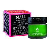 Cardamom Rose - Nail & Cuticle Conditioning Balm, HAND THERAPY, SPA CEYLON AUSTRALIA