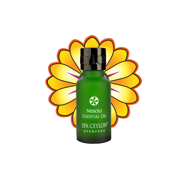 Neroli - Essential Oil, SINGLE INGREDIENT OILS, SPA CEYLON AUSTRALIA
