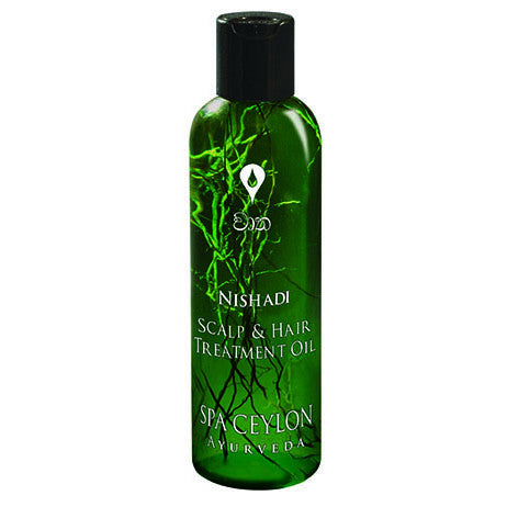 NISHADI - Scalp & Hair Treatment Oil SPA CEYLON Natural Luxury Ayurveda