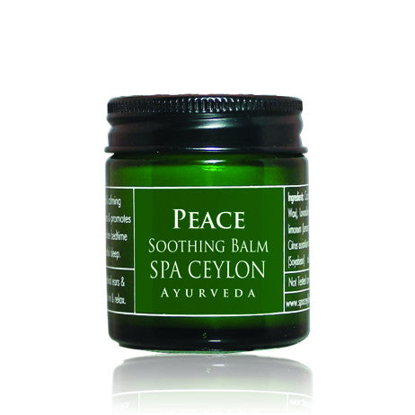 PEACE - Soothing Balm SPA CEYLON Natural Luxury Ayurveda