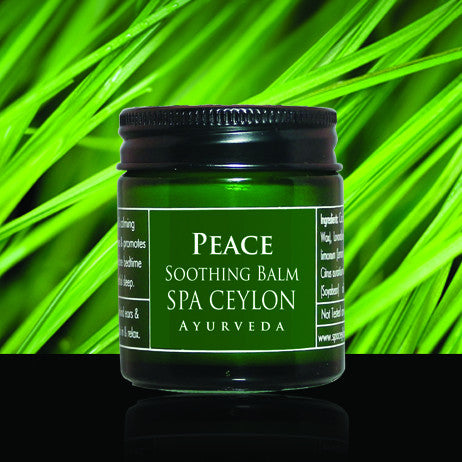Peace - Soothing Balm, BALMS & OILS, SPA CEYLON AUSTRALIA