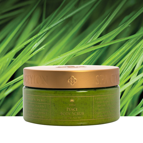Peace - Body Scrub, Body Scrub, SPA CEYLON AUSTRALIA