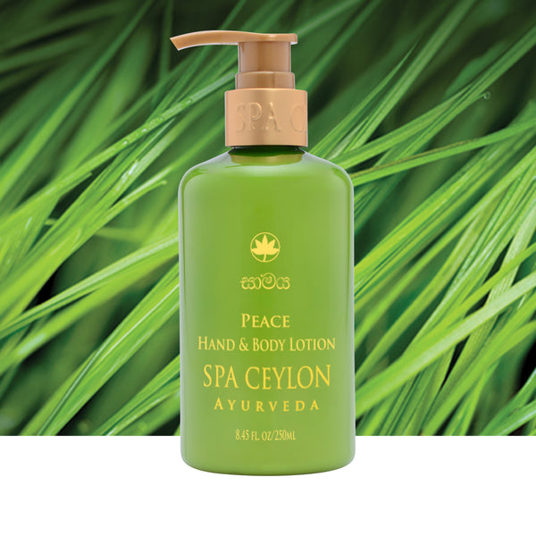 Peace - Hand & Body Lotion, BATH & BODY, SPA CEYLON AUSTRALIA