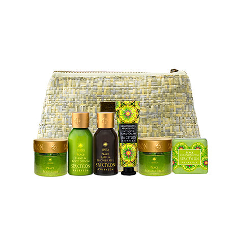Peace Lemongrass Gift Time, GIFT SETS, SPA CEYLON AUSTRALIA