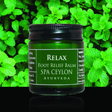 Relax - Foot Relief Balm, BALMS & OILS, SPA CEYLON AUSTRALIA