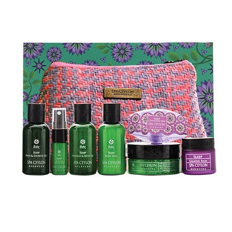 Sleep Therapy - Home Spa Set, GIFT SETS, SPA CEYLON AUSTRALIA