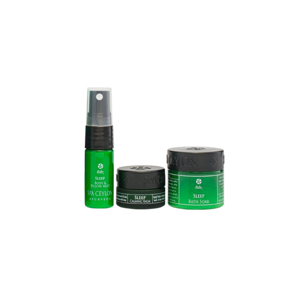 Sleep Therapy - Jet Lag Recovery Set, GIFT SETS, SPA CEYLON AUSTRALIA