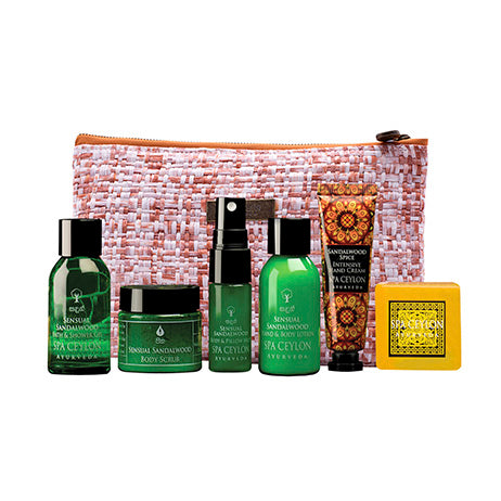 Sensual Sandalwood Gift Time, GIFT SETS, SPA CEYLON AUSTRALIA