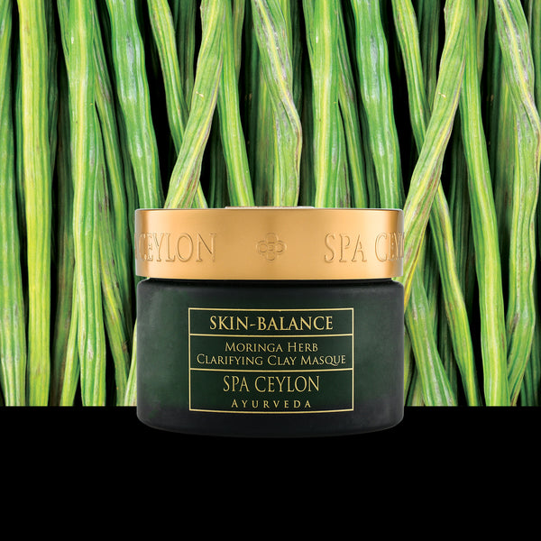 Skin Balance - Moringa Herb Clarifying Clay Masque, FACE CARE, SPA CEYLON AUSTRALIA