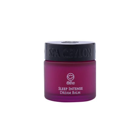 Sleep Intense Dream Balm With Paper Tube - SPA CEYLON Natural Luxury Ayurveda BALMS & OILS