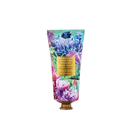 Frankincense Kaffir Lime Intensive Hand Cream - Limited Edition, Hand and Nail Cream, SPA CEYLON AUSTRALIA