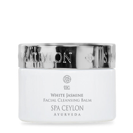 White Jasmine - Facial Cleansing Balm, FACE CARE, SPA CEYLON AUSTRALIA