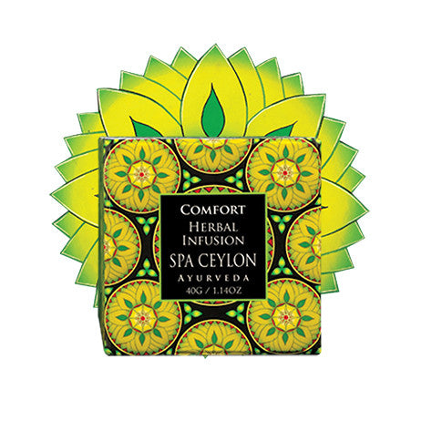 COMFORT HERBAL INFUSION SPA CEYLON Natural Luxury Ayurveda
